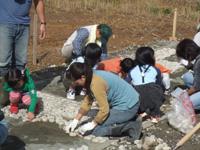 住民参加による公園づくり