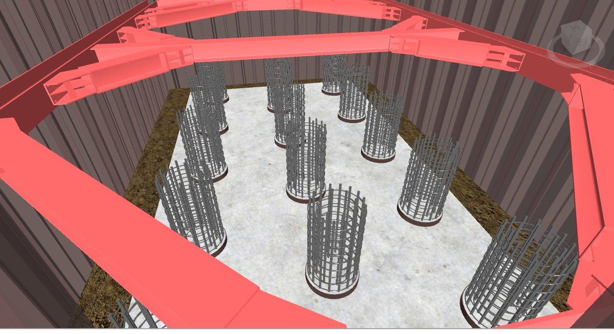 施工シミュレーションイメージ