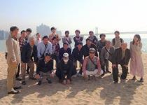 韓国への社員旅行